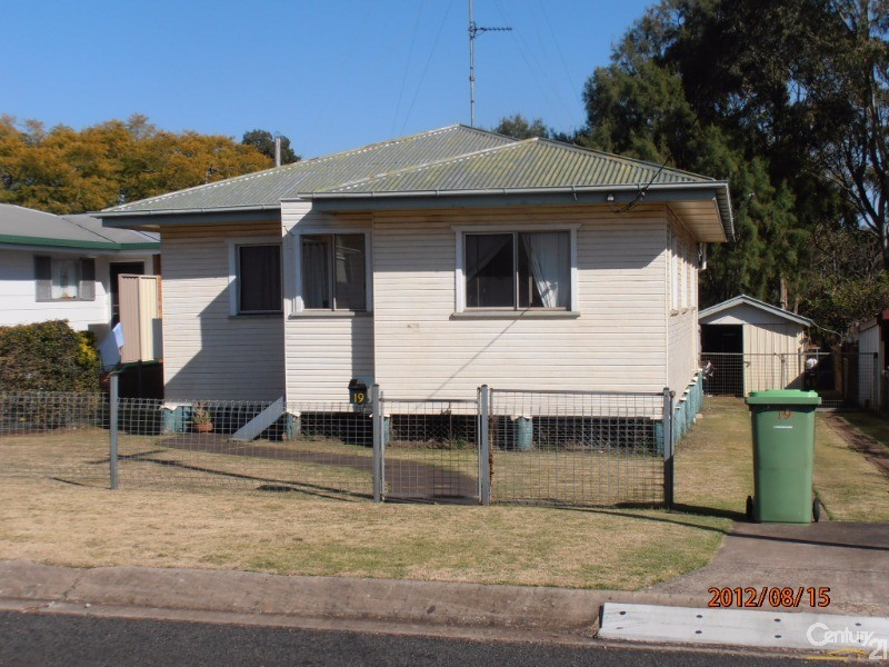 19 Winifred Street, South Toowoomba - House for Rent in South Toowoomba