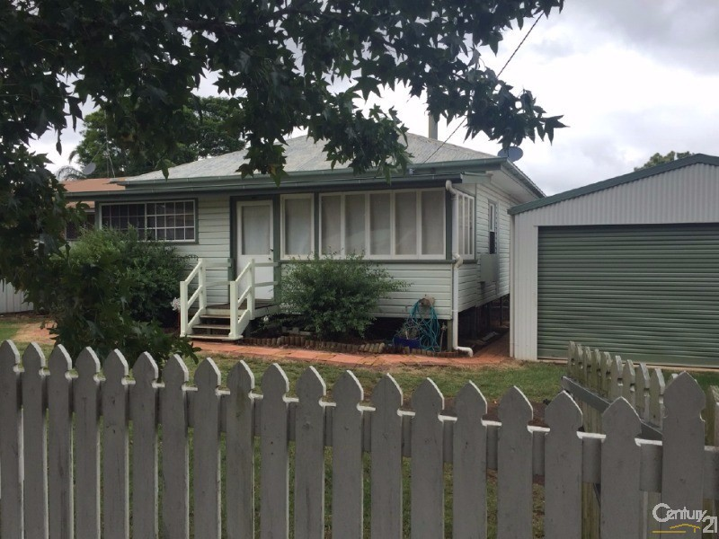 266 Alderley Street, Centenary Heights - House for Rent in Centenary Heights