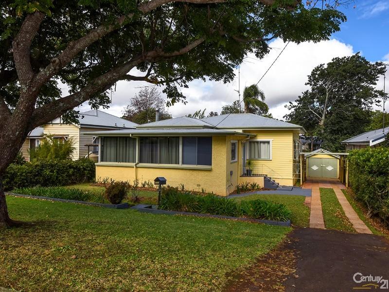32a Bridge Street, East Toowoomba - House for Rent in East Toowoomba