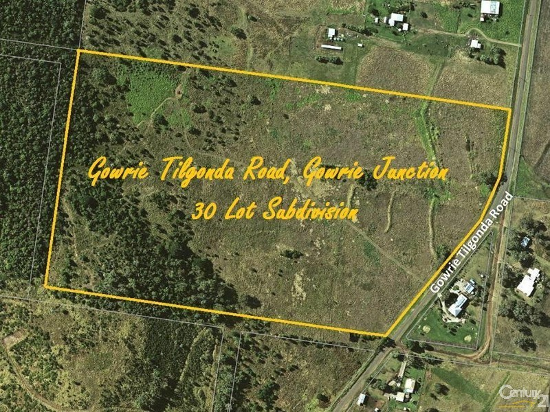 Lot 3 Gowrie Tilgonda Road, Gowrie Junction - Land for Sale in Gowrie Junction