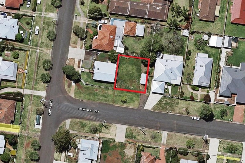 73 Ipswich Street, East Toowoomba - Land for Sale in East Toowoomba