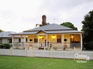 Colonial style homes brisbane house design plans for Colonial home designs australia