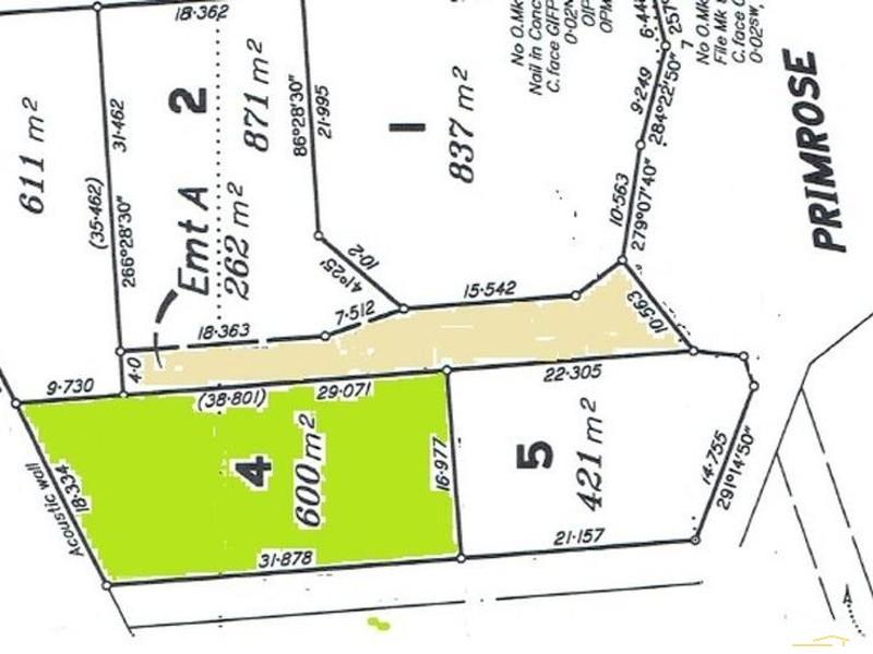 79 Primrose Parade, Wynnum West - Land for Sale in Wynnum West