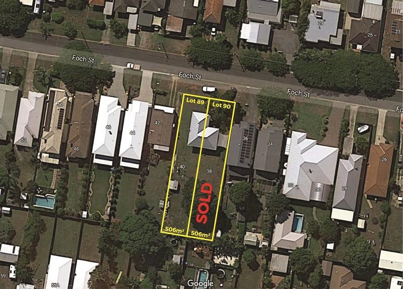 40 Foch Street, Wynnum West - Land for Sale in Wynnum West
