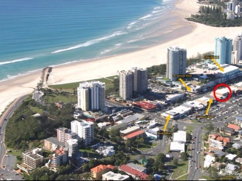 Location - 3/34 Griffith Street, Coolangatta - Office Space/Commercial Property for Lease in Coolangatta