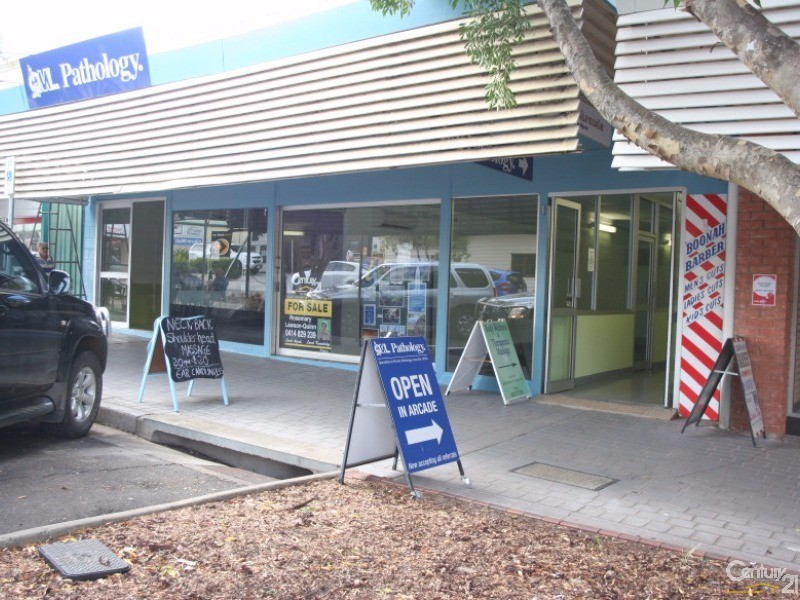 62 High Street, Boonah - Retail Commercial Property for Sale in Boonah