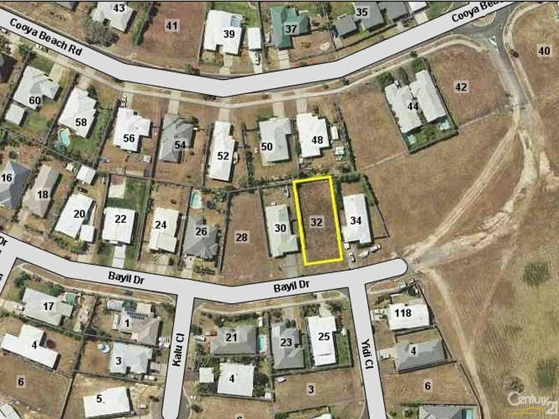 32 Bayil Drive, Cooya Beach - Land for Sale in Cooya Beach