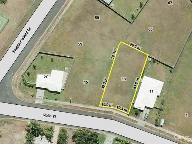 13 Giblin Street, Wonga - Land for Sale in Wonga