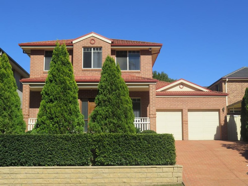 72 York Road, Kellyville - House for Rent in Kellyville