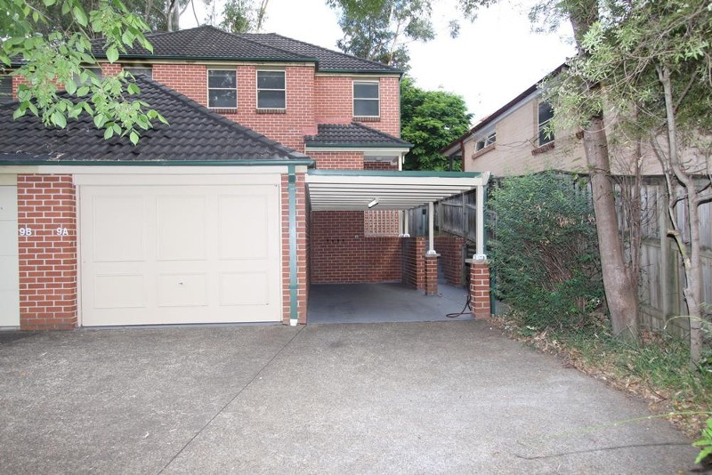 9a Neptune Place, West Pennant Hills - Duplex for Rent in West Pennant Hills