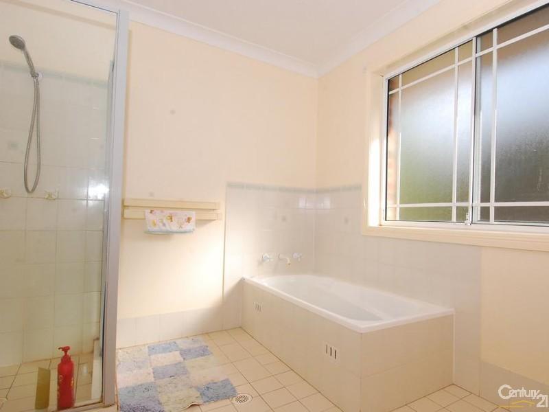 Main Bathroom - 30 Neale Avenue, Cherrybrook - House for Rent in Cherrybrook
