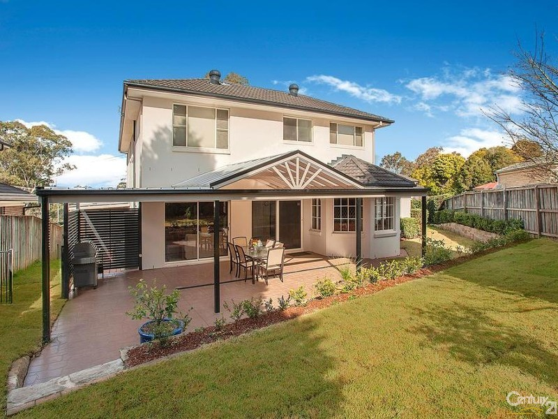 5B Cherrybrook Road, West Pennant Hills - House for Sale in West Pennant Hills