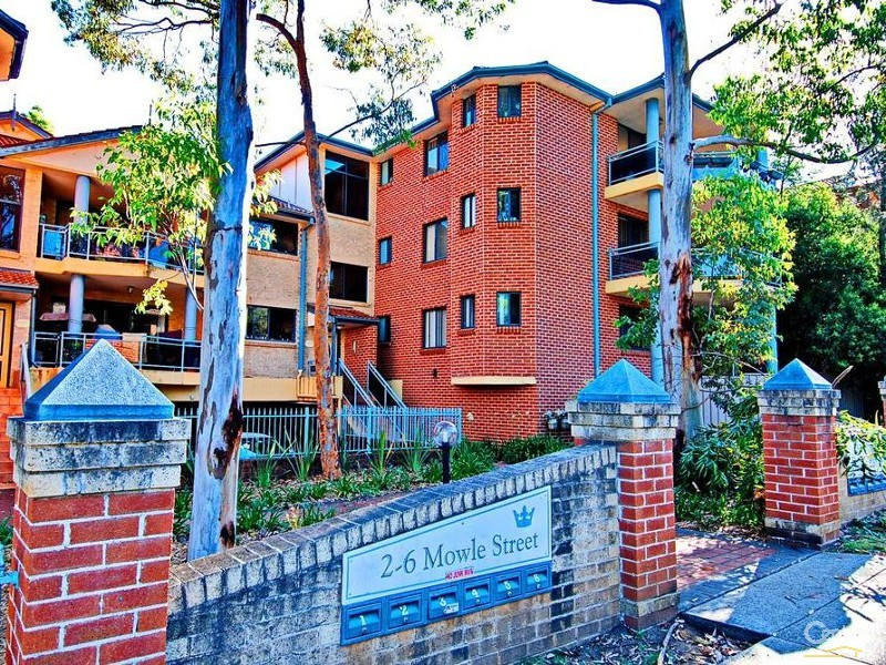 11/2-6 Mowle Street, Westmead - Unit for Rent in Westmead