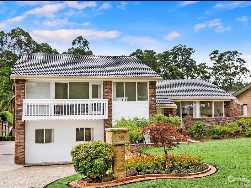 16 Leigh Place, West Pennant Hills - House for Sale in West Pennant Hills