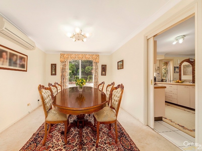 18 Doulton Drive, Cherrybrook - House for Sale in Cherrybrook