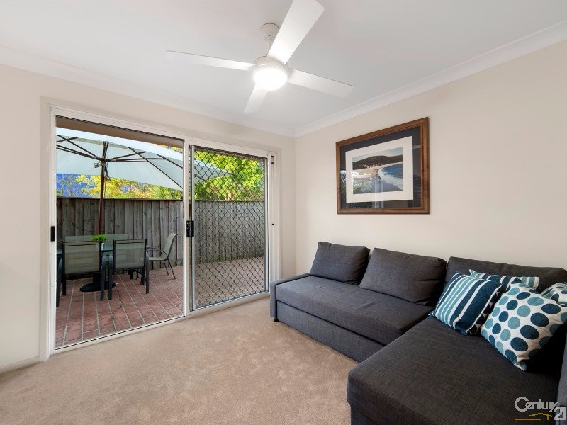 31/45 Edward Bennett Drive, Cherrybrook - Townhouse for Sale in Cherrybrook