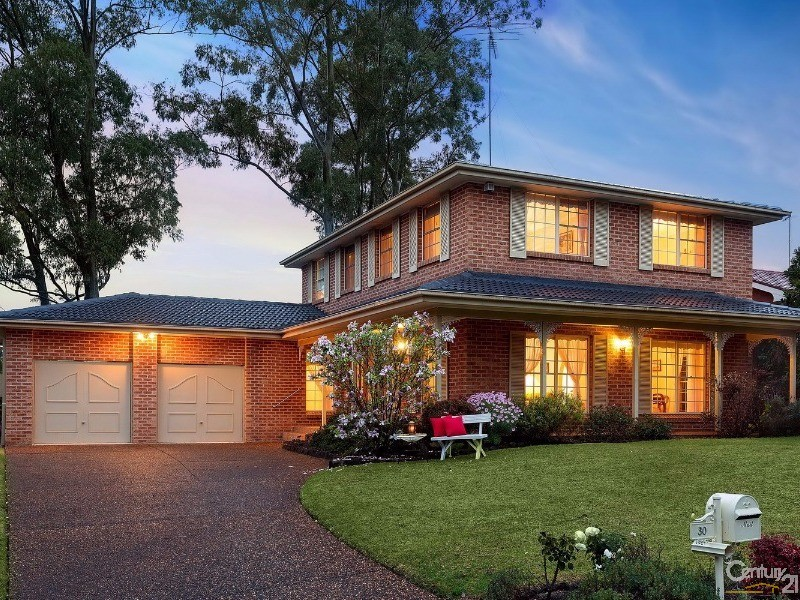 30 Manuka Circle, Cherrybrook - House for Sale in Cherrybrook