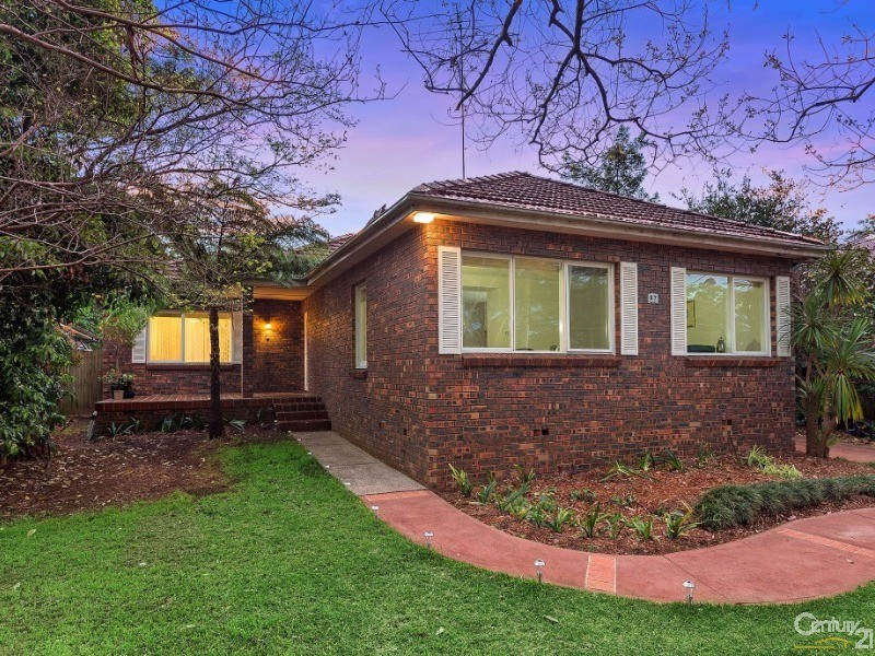 87 Cardinal Avenue, West Pennant Hills - House for Sale in West Pennant Hills