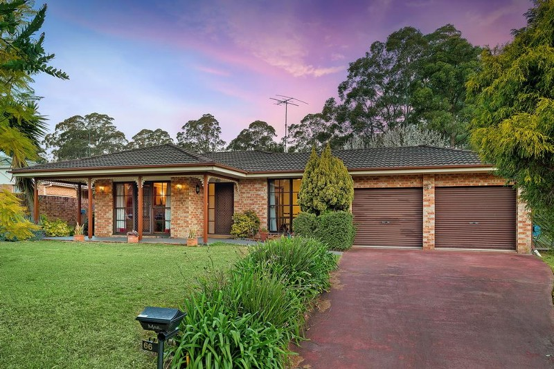 66 Edward Bennett Drive, Cherrybrook - House for Sale in Cherrybrook