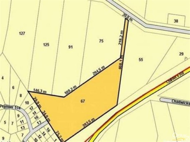 67 Walkers Road, South Bingera - Land for Sale in South Bingera