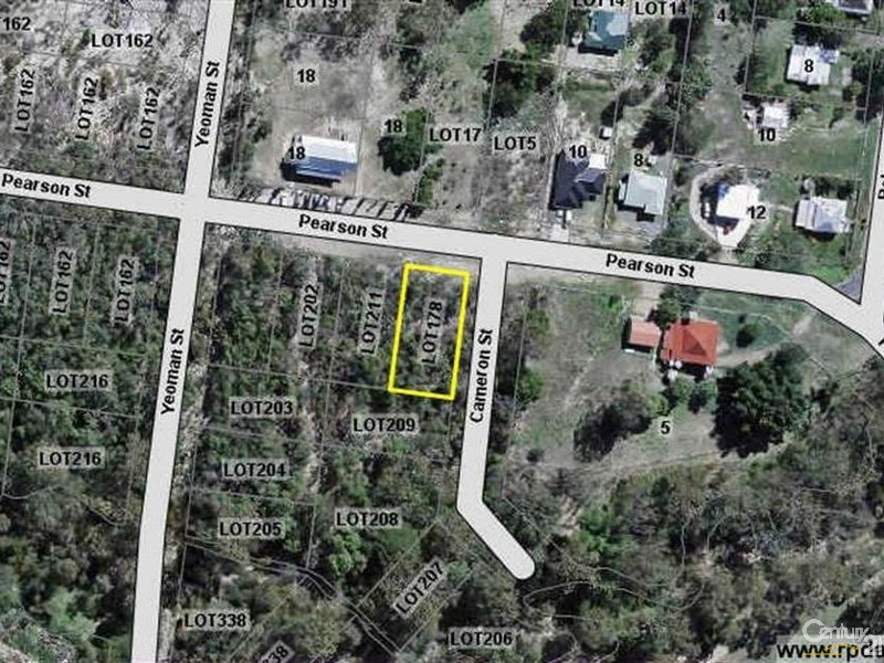 Lot 178 Pearson Street, Mount Perry - Land for Sale in Mount Perry