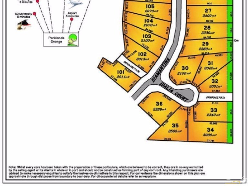 21 Diamantina Drive, Branyan - Land for Sale in Branyan