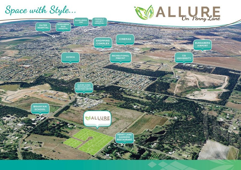 1 Allure On Penny Lane , Branyan - Land for Sale in Branyan