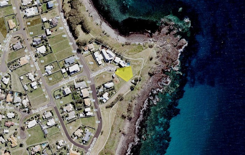 5 Arthur Brown Court, Coral Cove - Land for Sale in Coral Cove