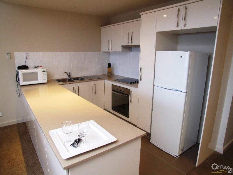 Upstairs Kitchen - 8/7 Kingscote Terrace, Kingscote - Apartment for Sale in Kingscote