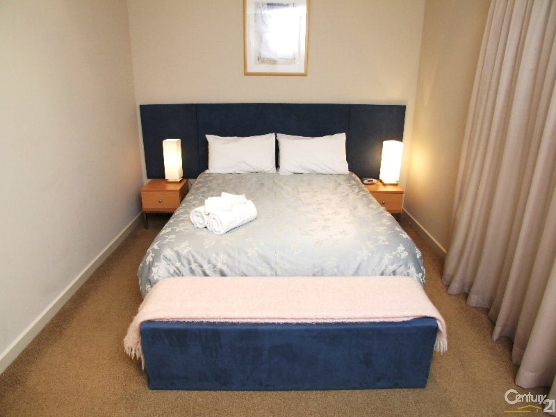 Upstairs Bedroom - 8/7 Kingscote Terrace, Kingscote - Apartment for Sale in Kingscote