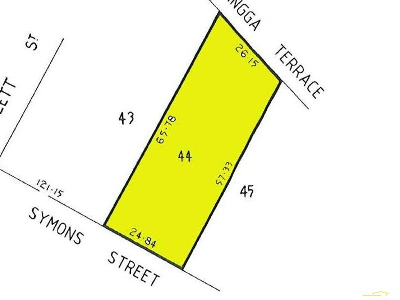Lot 44 Narangga Terrace, Moonta Bay - Land for Sale in Moonta Bay