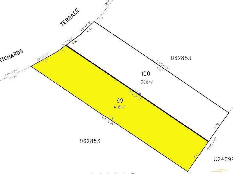 Lot 99 Richards Terrace, Port Hughes - Land for Sale in Port Hughes