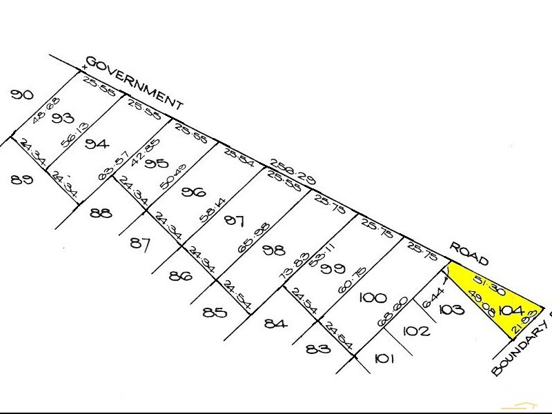 Lot 104 Old Horse Tramway Court, Moonta Bay - Land for Sale in Moonta Bay