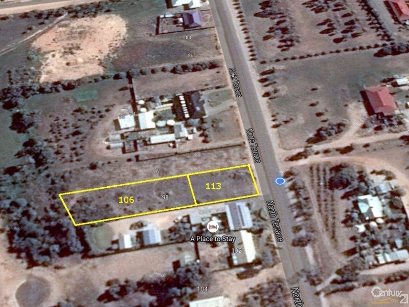 Lots 113 and 106 North Terrace, Moonta Bay - Land for Sale in Moonta Bay