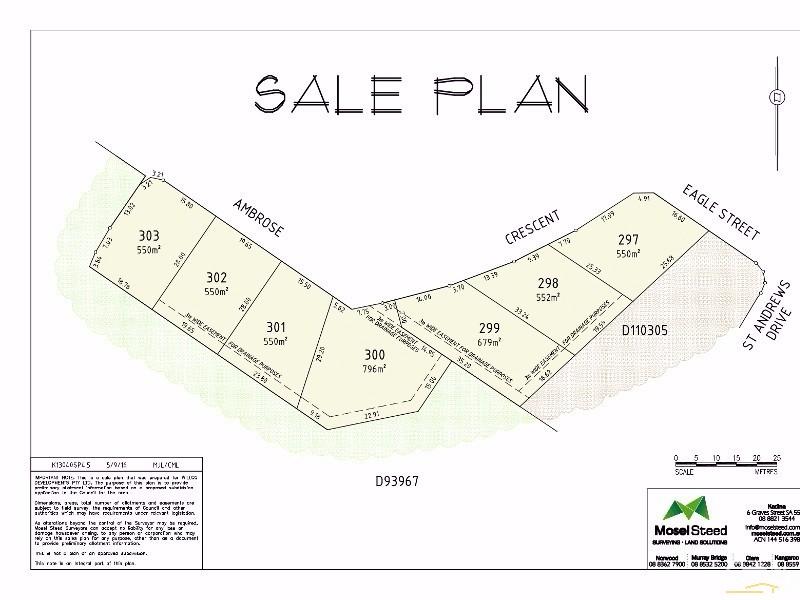 Lot 300 Ambrose Crescent, Port Hughes - Land for Sale in Port Hughes