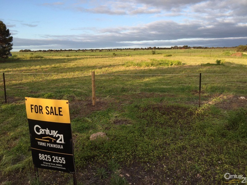 Lot 2 Giesecke Road, Moonta Bay - Land for Sale in Moonta Bay