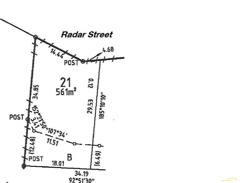 Lot 21 Radar Street, St Agnes - Land for Sale in St Agnes