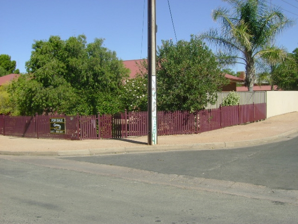 Number 21 situated on a corner allotment - 19 / 21 Trelawney Street, Port Pirie - House for Sale in Port Pirie