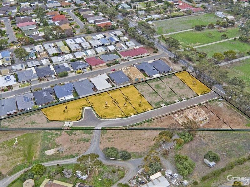 Lot 11 Bains Road, Woodcroft - Land for Sale in Woodcroft