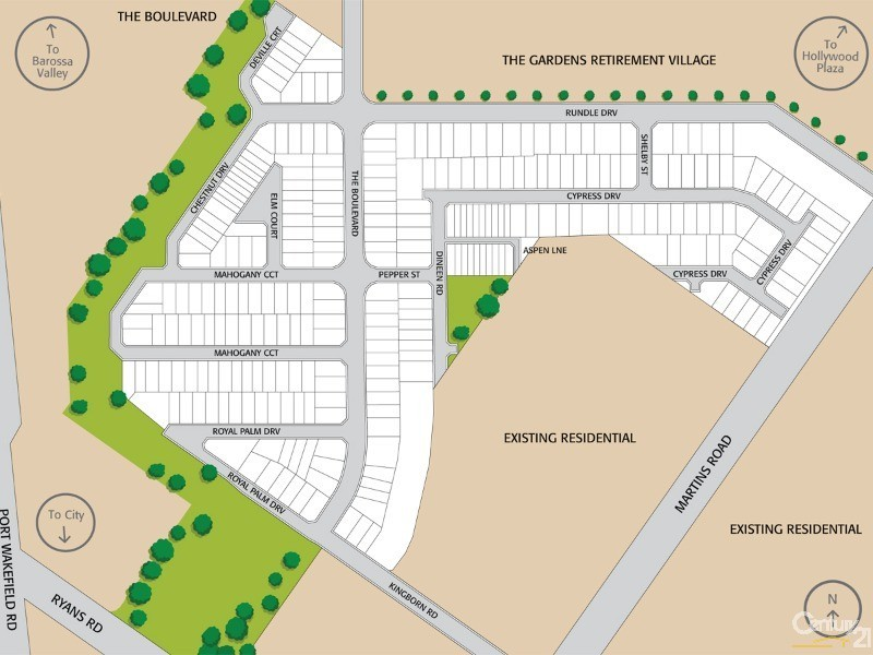 0 Rundle Drive, Parafield Gardens - Land for Sale in Parafield Gardens