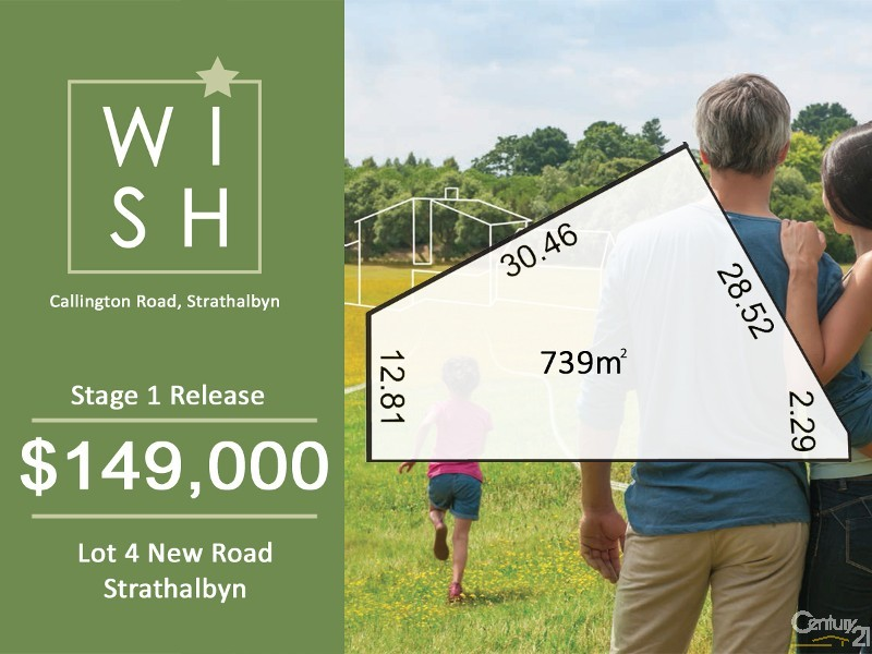 Lot 4 New Road, Strathalbyn - Land for Sale in Strathalbyn