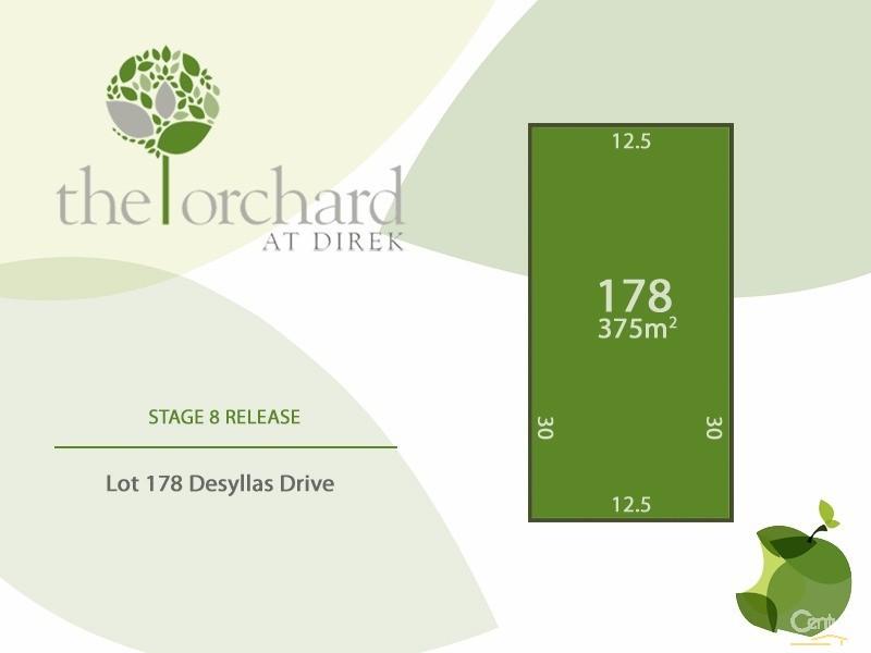 Lot 178 Desyllas Drive, Direk - Land for Sale in Direk