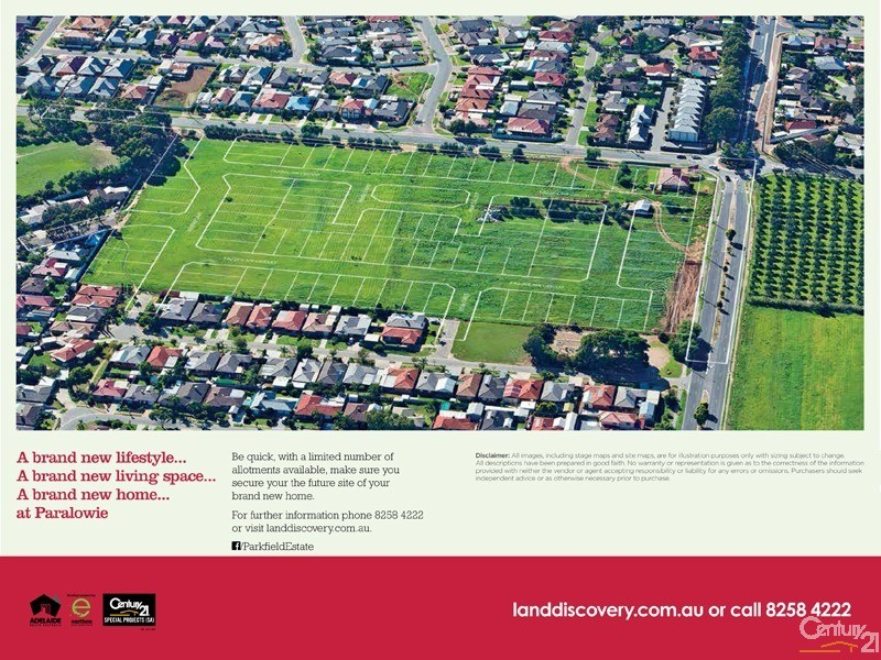 Lot 46 Fazzolari Circuit, Paralowie - Land for Sale in Paralowie