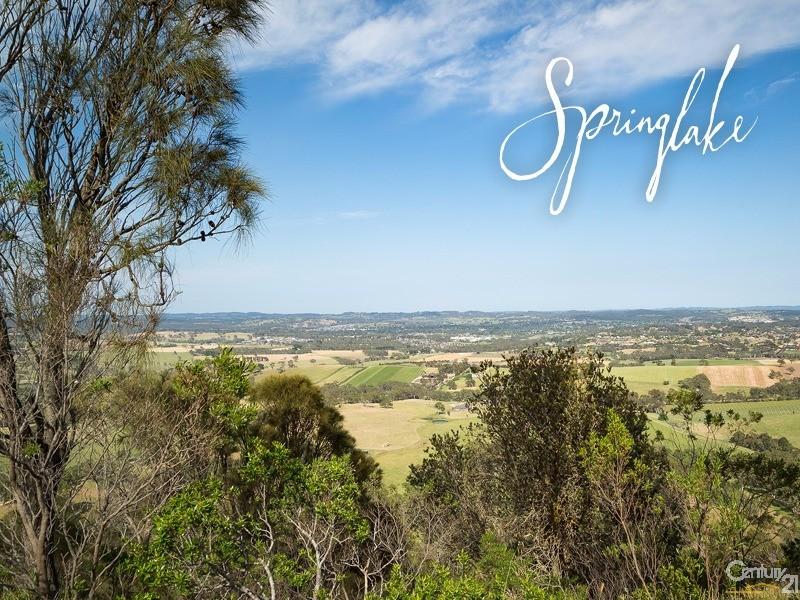 Lot 128 Springview Terrace, Mount Barker - Land for Sale in Mount Barker