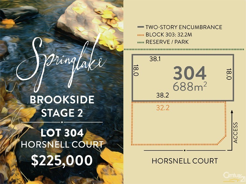 Lot 304 Horsnell Court, Mount Barker - Land for Sale in Mount Barker