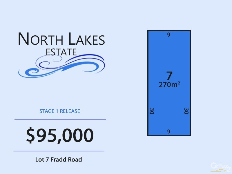 Lot 7 Fradd Road, Munno Para West - Land for Sale in Munno Para West