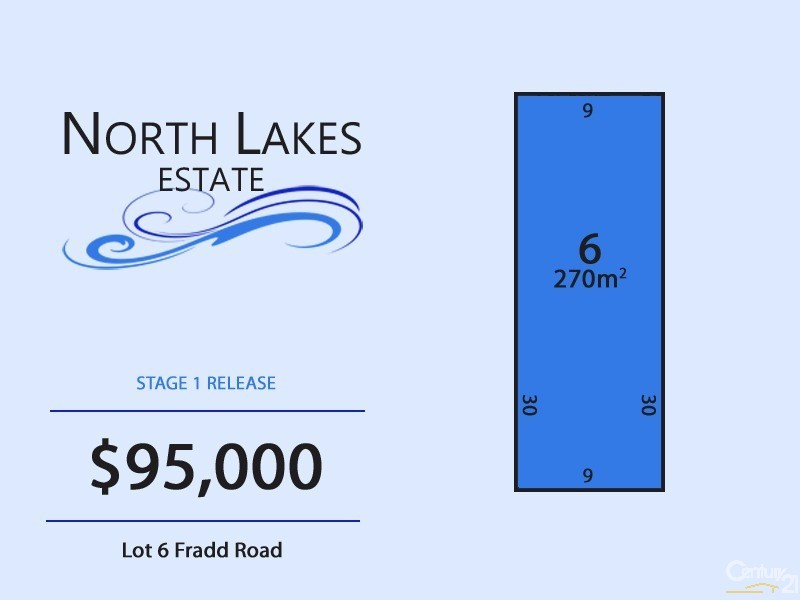 Lot 6 Fradd Road, Munno Para West - Land for Sale in Munno Para West