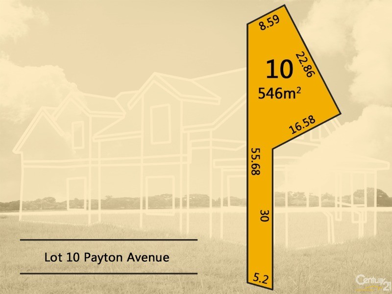 Lot 10 Payton Avenue, Dernancourt - Land for Sale in Dernancourt