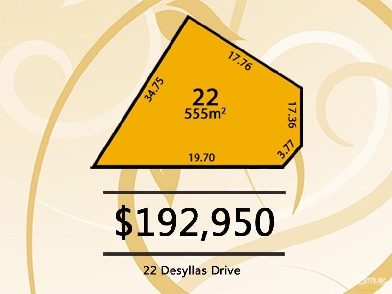 22 Desyllas Drive, Direk - Land for Sale in Direk