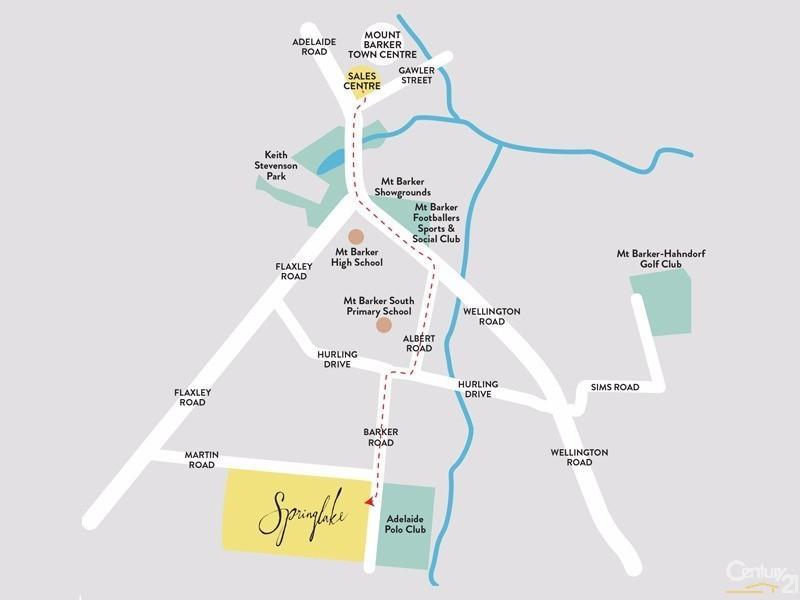 Lot 459 Park Terrace, Mount Barker - Land for Sale in Mount Barker